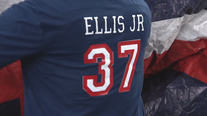 Allen High School football player who was murdered remembered during team's playoff game