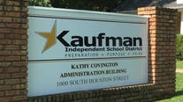 Water main break cancels Wednesday classes for Kaufman ISD