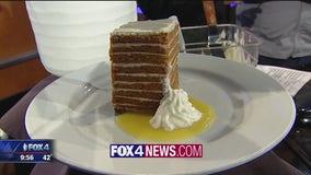 Ten Layer Carrot Cake