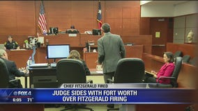 Judge rules against Joel Fitzgerald, allowing Fort Worth to hire permanent replacement for police chief
