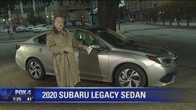 Ed Wallace: 2020 Subaru Legacy