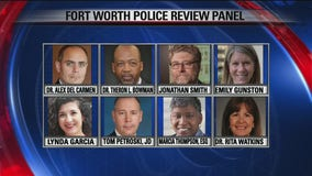 Fort Worth closer to forming police oversight panel