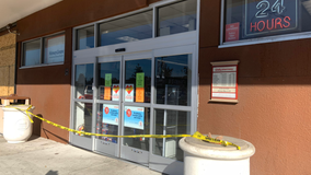 Baby delivered after pregnant employee shot during robbery at CVS in University Park