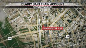 DART Orange Line train hits, kills pedestrian