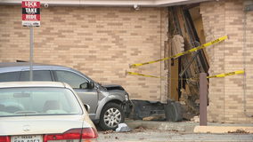 Vehicle crashes into community center in South Dallas