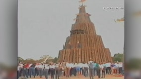Documentary revisits deadly Texas A&M bonfire collapse 20 years later