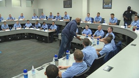 Fort Worth police recruits participate in multicultural training