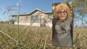 Elderly Kaufman County woman still trying to recover after being tied up, having home set on fire