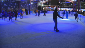Panther Island Ice outdoor rink now open in Fort Worth