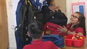Tornado-ravaged Dallas ISD school gifted $50K in school supplies