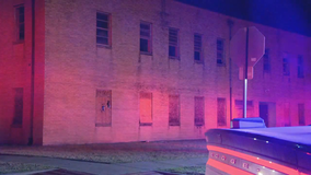 Fort Worth firefighters rescue people from burning church building
