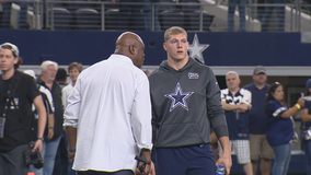 Neck injury will keep Vander Esch from playing Sunday against the Patriots