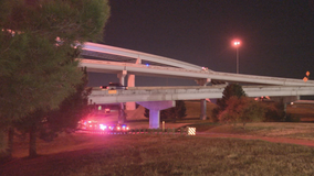Motorcyclist dies after falling off interstate exit ramp in Fort Worth