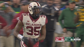 No. 6 Oklahoma, No. 8 Baylor on playoff edge in Big 12 game