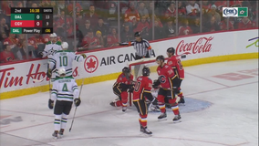 Pavelski leads surging Stars to 3-1 win over Flames