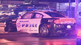 2 Dallas PD officers injured in separate crashes