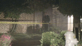 Three men shot at Burleson house early Wednesday