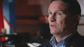 Dallas County Judge Clay Jenkins recalls 1993 Thanksgiving Day wreck that almost killed him