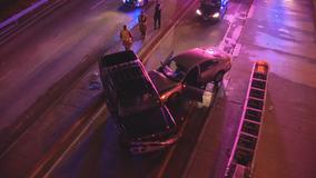 Driver killed in rollover crash on I-30 near Downtown Dallas
