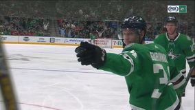 Gurianov scores on penalty shot, Stars beat Canadiens 4-1