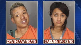 Women charged with capital murder for elderly Plano couple's stabbing deaths