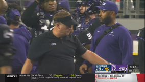 West Virginia 20-17 win keeps TCU from getting bowl eligible