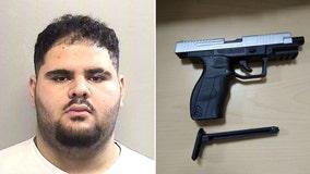 Police: Former student brought replica firearm onto Arlington High School campus