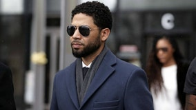 Jussie Smollett files counterclaim against Chicago, alleging malicious prosecution