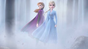 'Frozen 2' ices competition again with record setting Thanksgiving box office