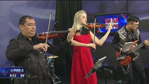 Dallas String Quartet releases holiday album