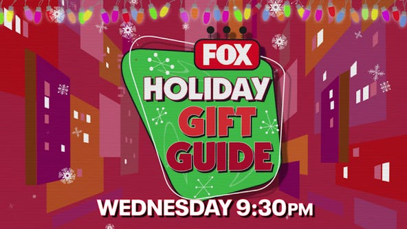 Watch Steve Noviello's Holiday Gift Guide special on FOX 4