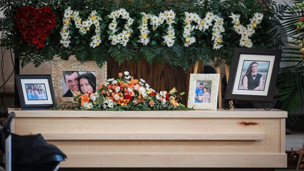 Infant twins killed by Mexican cartel buried with siblings, mother as all slain Americans laid to rest