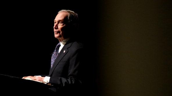 Bloomberg spending $15-20 million to register half-million voters