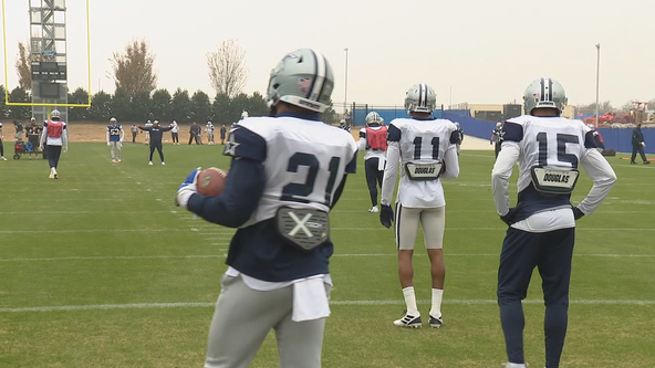 Cowboys hope to continue winning streak despite recent struggles in the running game