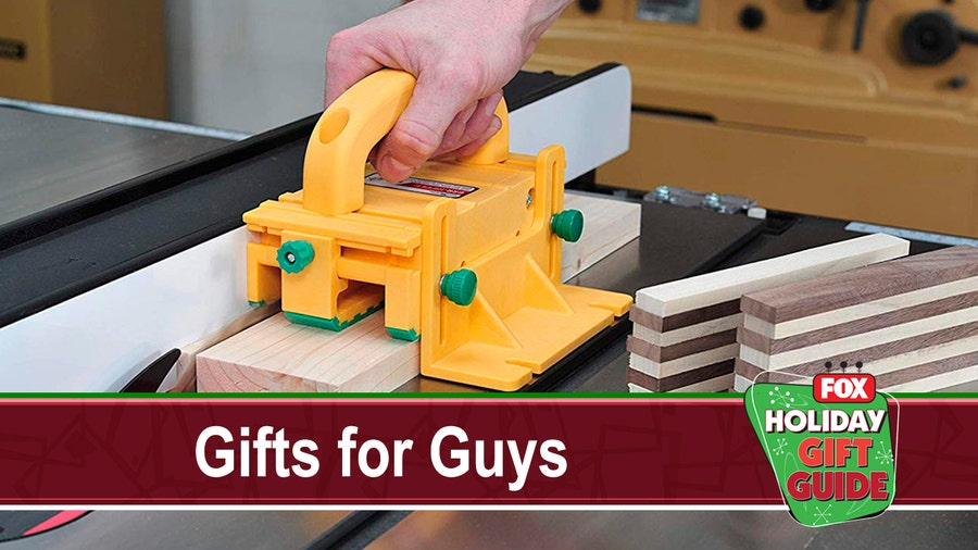 10 great gift ideas for the guys on your list