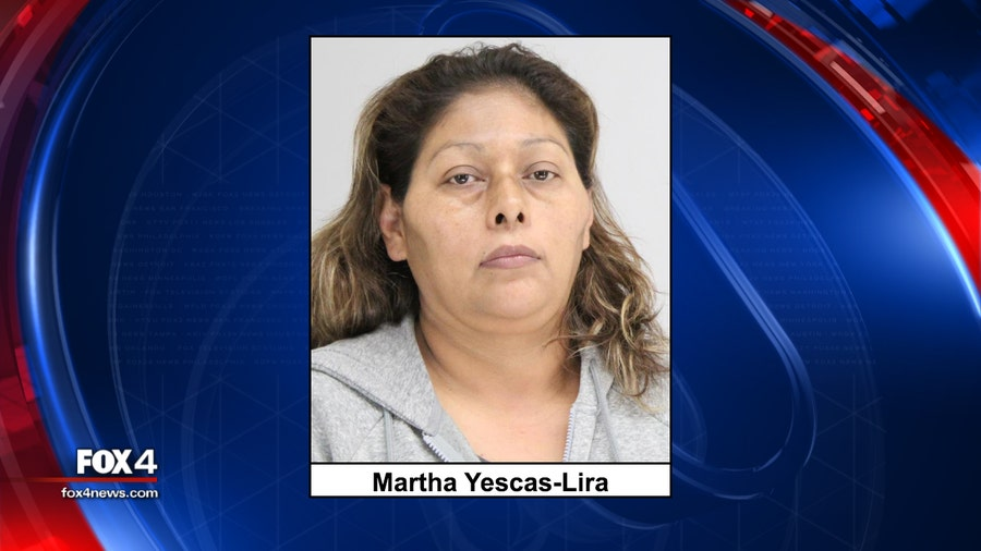 Woman arrested after three pit bulls attack 76-year-old woman in Dallas