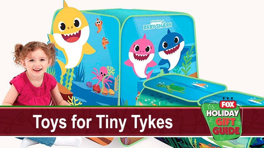 Big gift ideas for tiny tykes