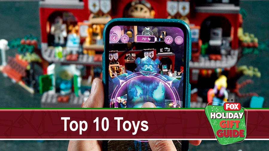 Top 10 toys for 2019