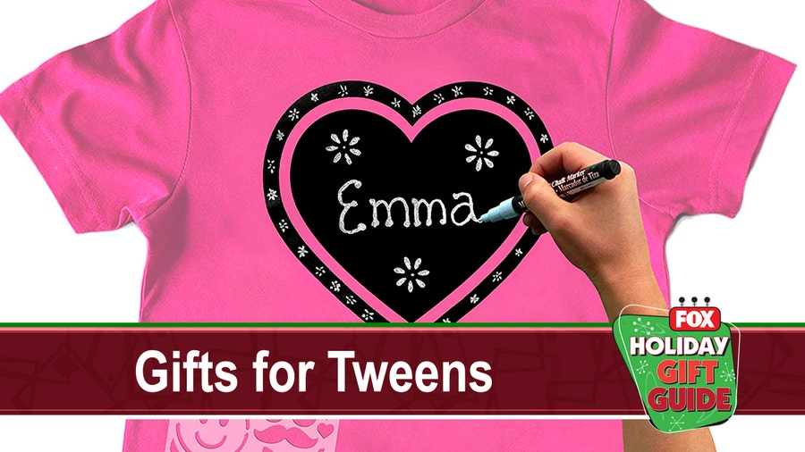 Trendy gifts ideas tweens will love