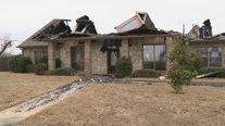 Forney family getting help from the community after a fire destroyed their home on Christmas