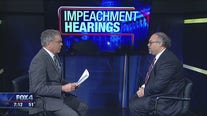 Law professor discusses Trump impeachment hearings