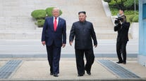 North Korea says it's up to US to choose 'Christmas gift'