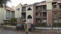 90 people displaced after large fire destroys Northeast Dallas condo complex