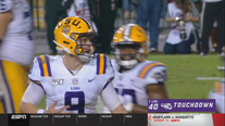 Burrow, No. 1 LSU dominate Texas A&M, 50-7