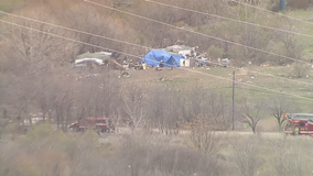 Fire reported at Dallas homeless camp