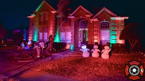 Christmas fire at Hurst home was caused by charging hoverboard