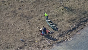 Man drowns, two children rescued at Denton County pond