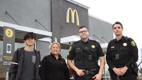 McDonald's employees save woman who mouthed 'help me' in drive-thru