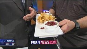 Chipotle Cranberry Calamari