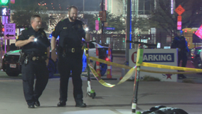 Woman shot during confrontation in Downtown Dallas